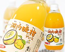 ジューシーオレンジジュース